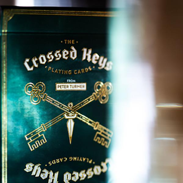 The Crossed Keys Playing Cards by Ellusionist