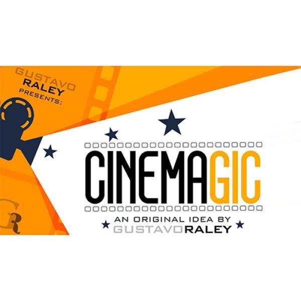 CINEMAGIC STAR WARS (Gimmicks and Online Instructi...