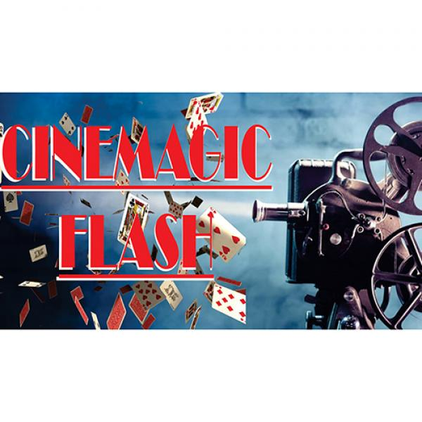 CINEMAGIC FLASH (Gimmicks and Online Instructions)...