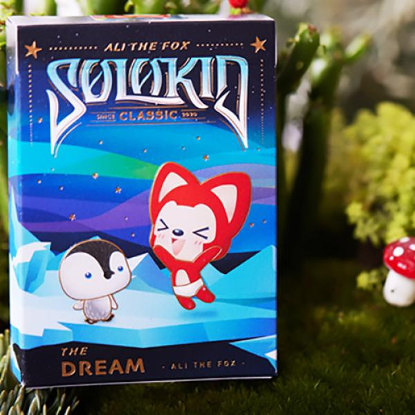 The Dream (Artic Edition) Playing Cards by SOLOKID