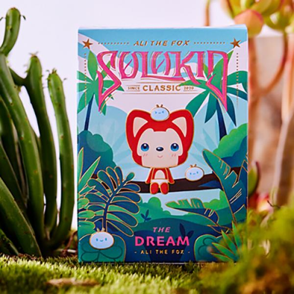 The Dream (Forest Edition) Playing Cards by SOLOKI...
