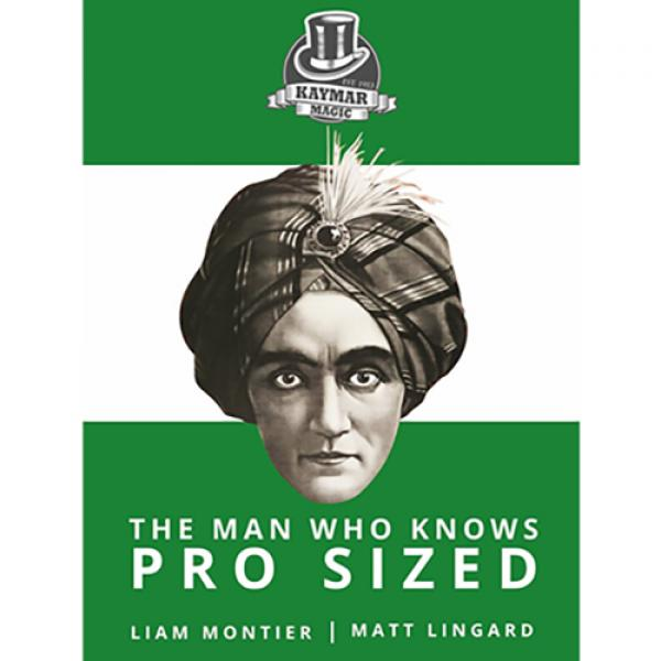 The Man Who Knows PRO / PARLOR (Gimmicks and Onlin...