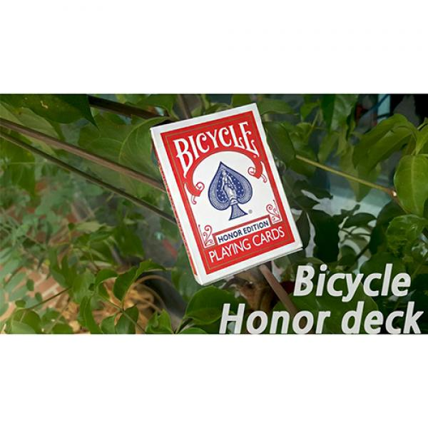 HONOR MARKED DECK RED by JL Magic