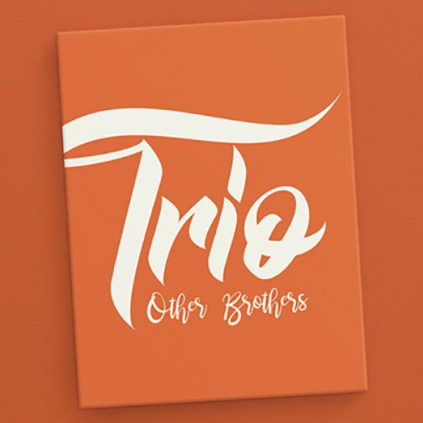 Trio (Gimmicks and Online Instructions) by The Oth...