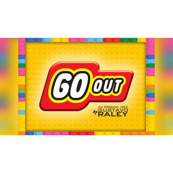 GO OUT (Gimmicks and Online Instructions) by Gusta...