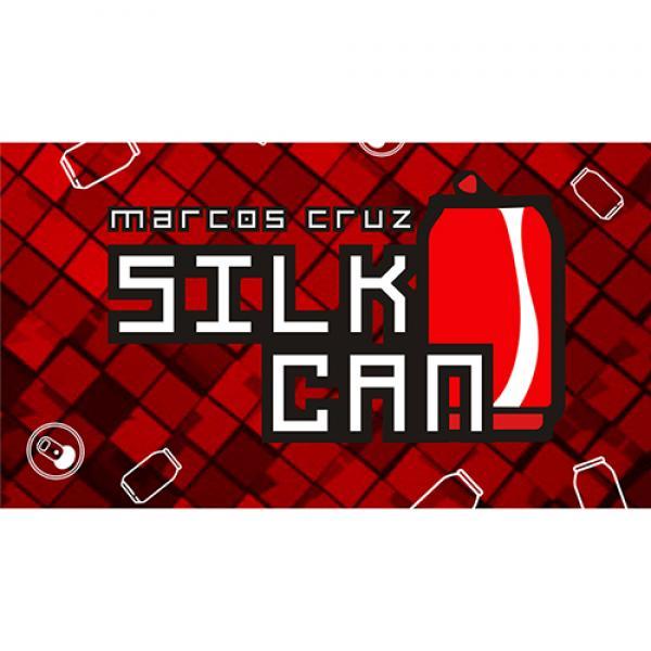 SILK CAN COKE by Marcos Cruz
