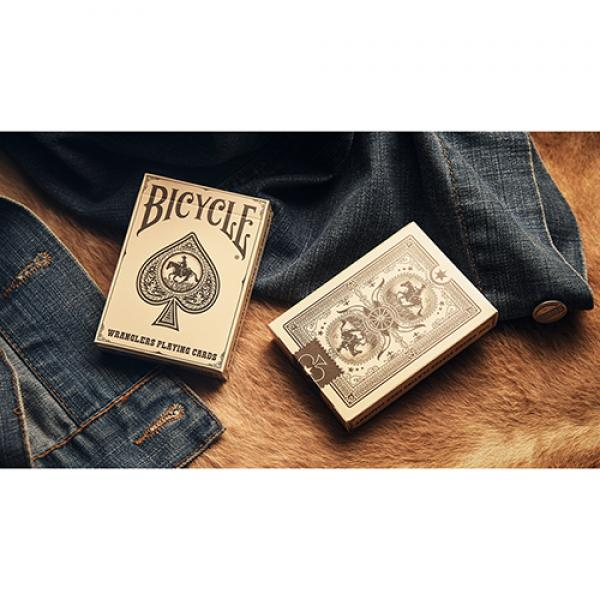 Bicycle Wranglers Playing Cards