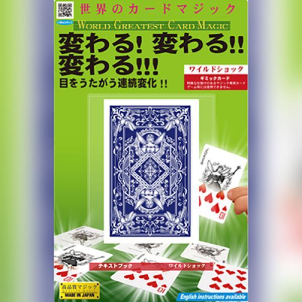 WILD SHOCK 2022 by Tenyo Magic