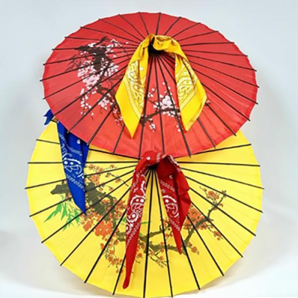 Umbrella From Bandana Set (random color for umbrel...