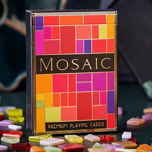 Mosaic GEMSTONE Playing Cards