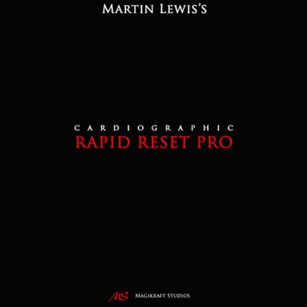 CARDIOGRAPHIC RRP by Martin Lewis
