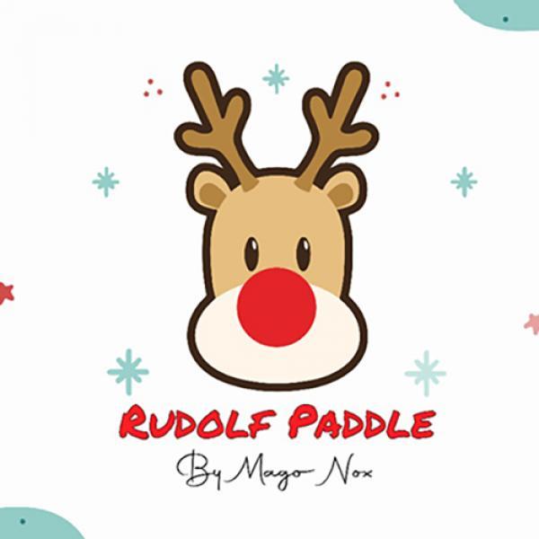 RUDOLF PADDLE - by Reynaldo Gavidia
