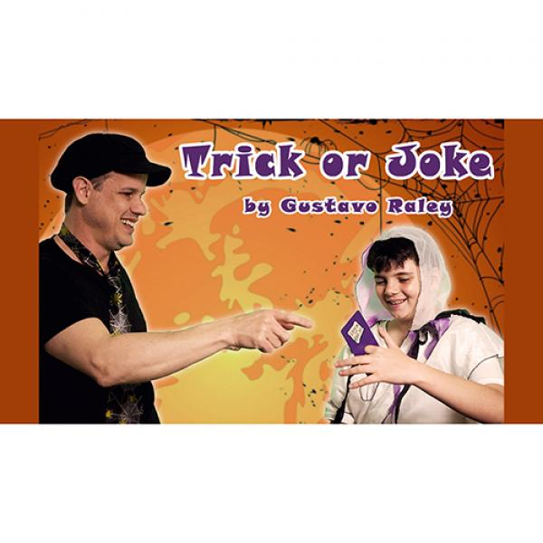 TRICK OR JOKE (Gimmicks and Online Instructions) b...