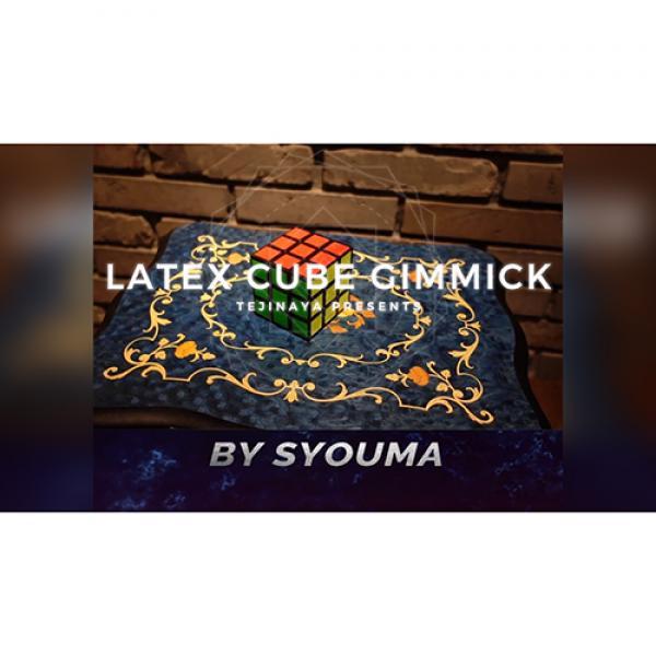 Latex Cube Set by SYOUMA