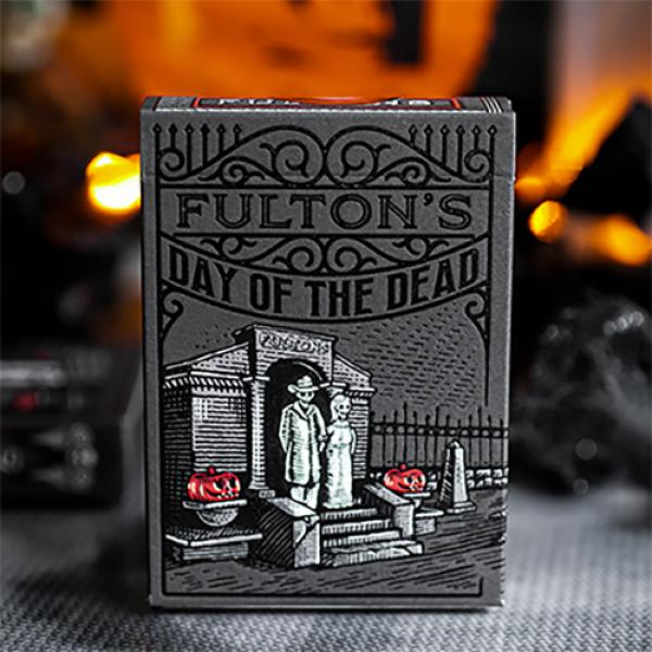 Ace Fulton's Day of the Dead Playing Cards by Art ...