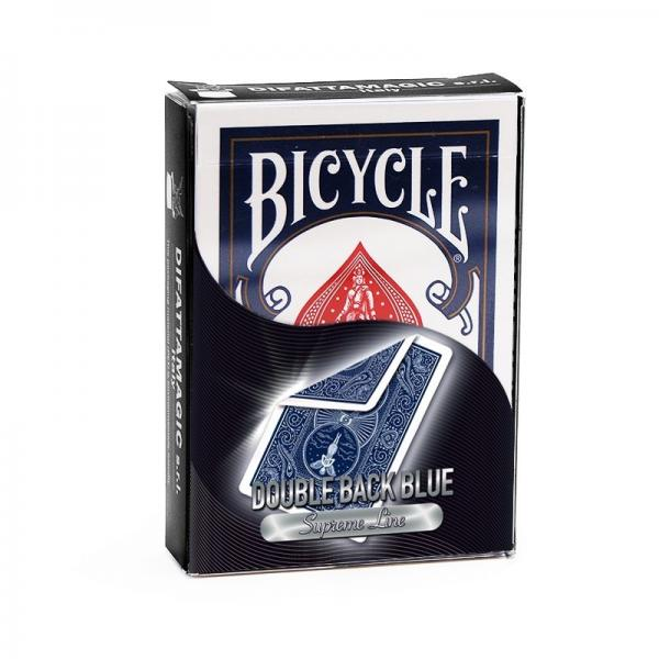 Bicycle - Supreme Line - Double back - Blue