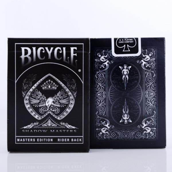 Bicycle Shadow Masters by Ellusionist