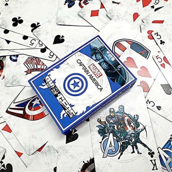Captain America Stripper deck