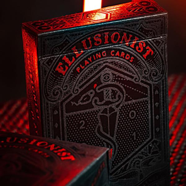 Ellusionist Deck: Black Anniversary Edition Playin...
