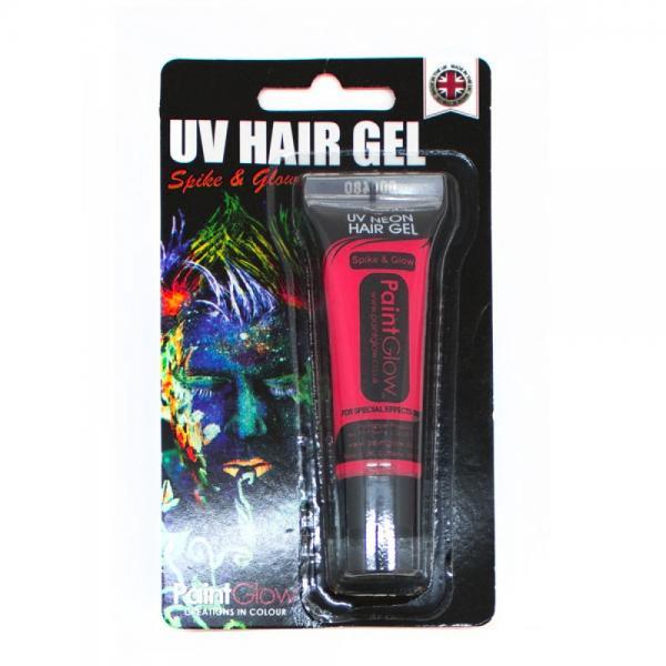 UV hair gel color pink 10 ml