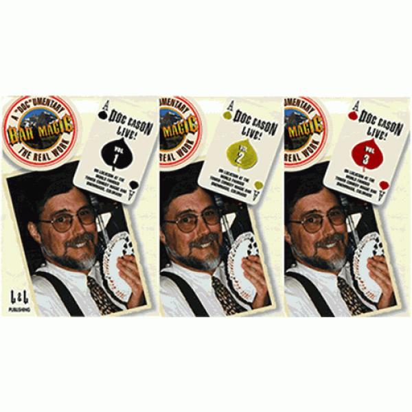 Bar Magic Set (Vol 1 thru 3) by Doc Eason video DO...