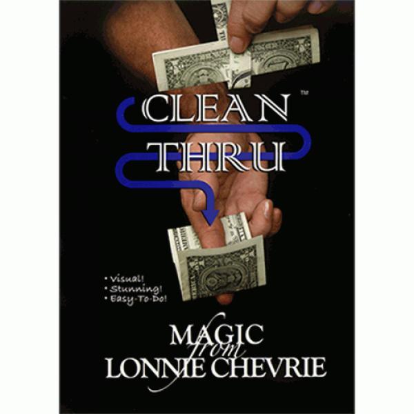 Clean Thru - Clear Thru by Lonnie Chevrie and Kozm...