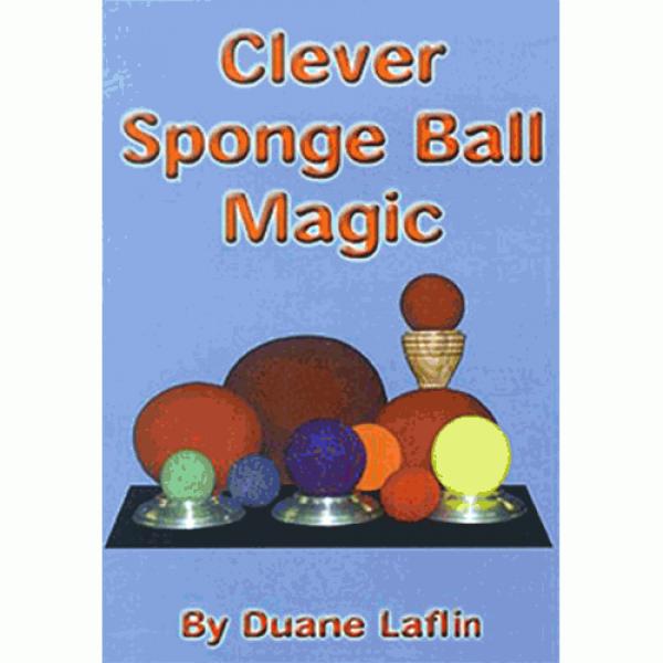 Clever Sponge Ball Magic by Duane Laflin - Video D...