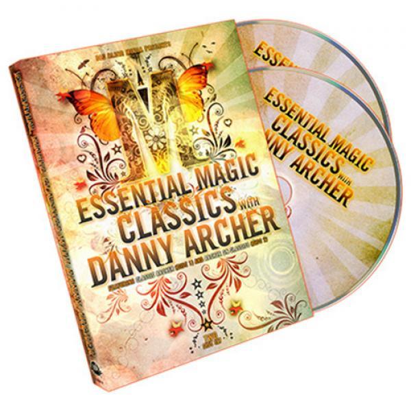 Danny Archer's Essential Magic Classics (2 DVD SET...