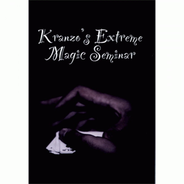 Extreme Magic Seminar by Nathan Kranzo video DOWNL...