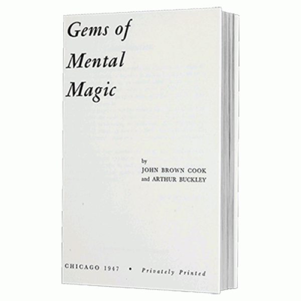 Gems of Mental Magic by Arthur Buckley and The Con...