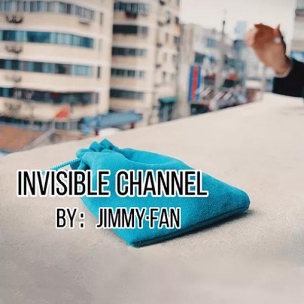 Invisible Channel by Jimmy Fan