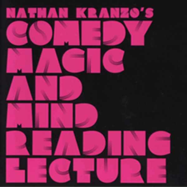 Kranzo's Comedy Magic and Mind Reading Lectur...