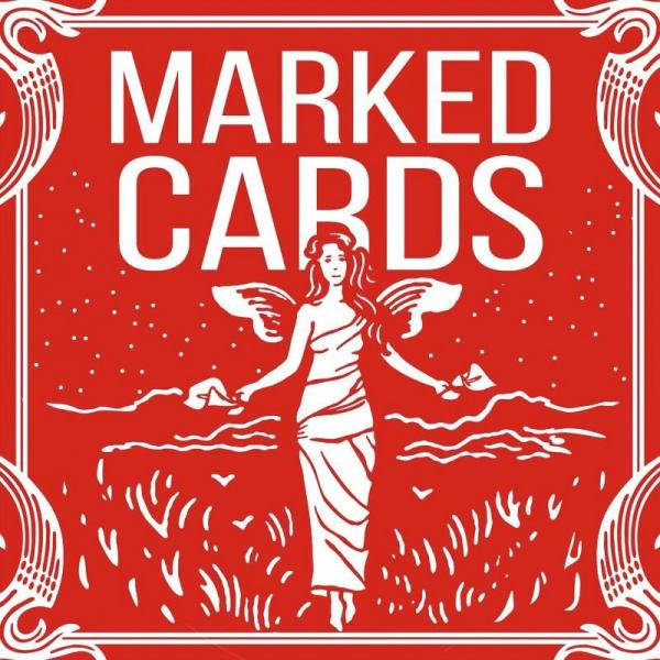 Bicycle Marked Deck - Red back