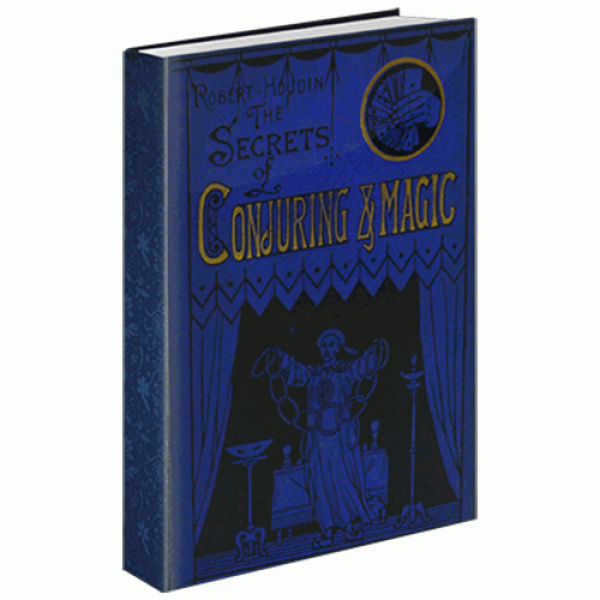 Secrets of Conjuring And Magic by Robert Houdin &a...