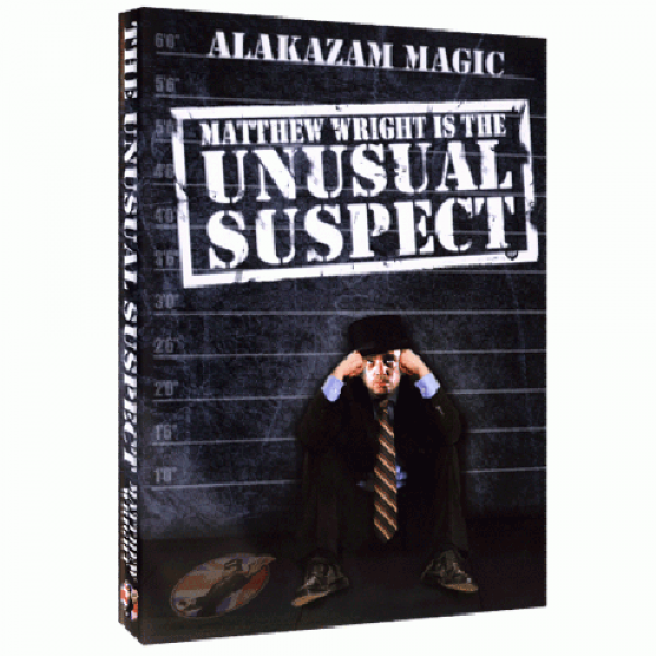 The Unusual Suspect by Matthew Wright video DOWNLO...