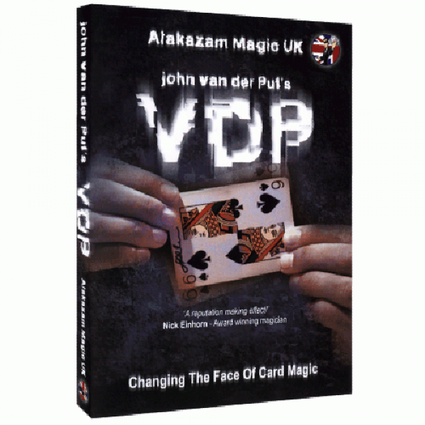 VDP by John Van Der Put & Alakazam video DOWNL...