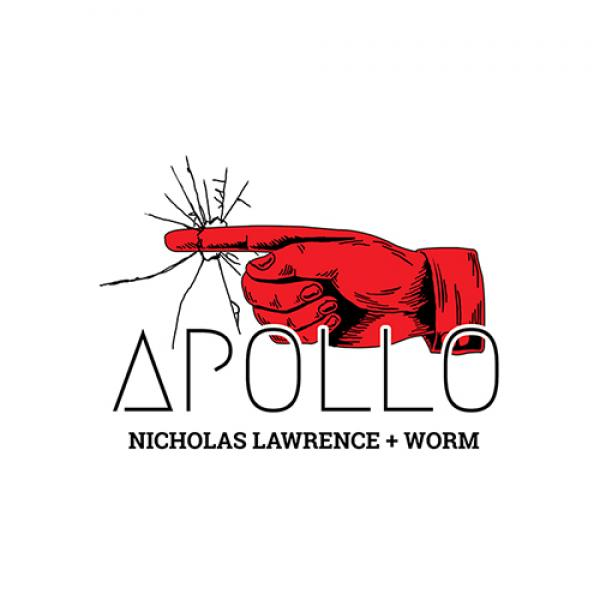 APOLLO RED by Nicholas Lawrence & Worm