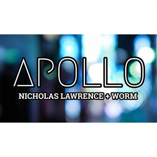 APOLLO BLUE by Nicholas Lawrence & Worm
