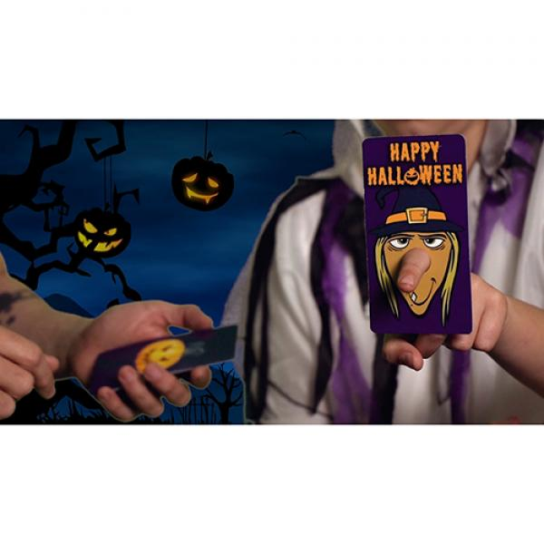TRICK OR JOKE (Gimmicks and Online Instructions) by Gustavo Raley